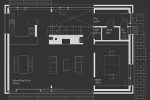 wohnhaus berlin mahlsdorf 2. Black Bedroom Furniture Sets. Home Design Ideas
